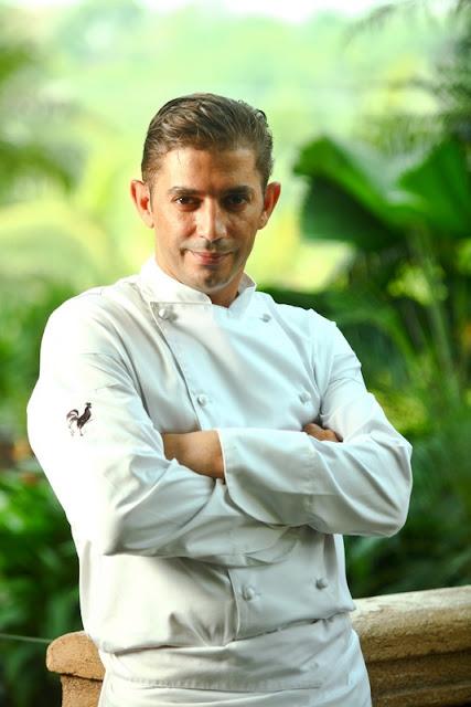 Pomelo, banjaran springs, healthy chef
