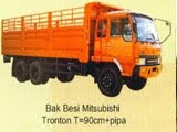 BAK BESI TRONTON T-90 CM + PIPA