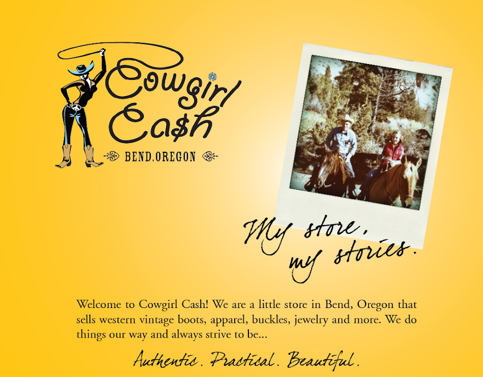 Vintage and Western Boutique | Cowgirl Cash | Bend, Oregon