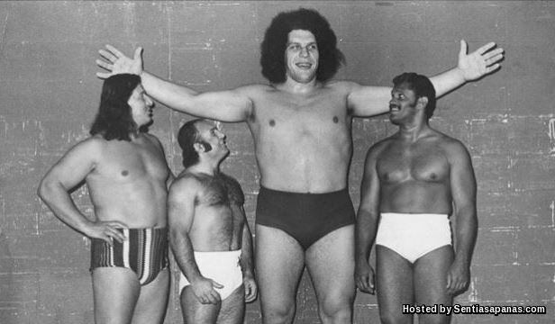 Acromegaly - Andre the giant