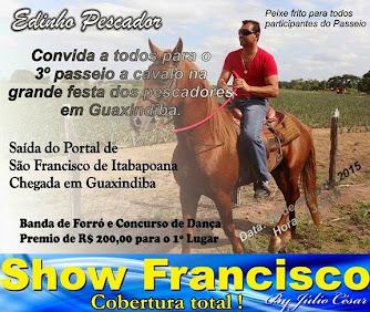 GUAXINDIBA EM SÃO FRANCISCO DE ITABAPOANA RJ