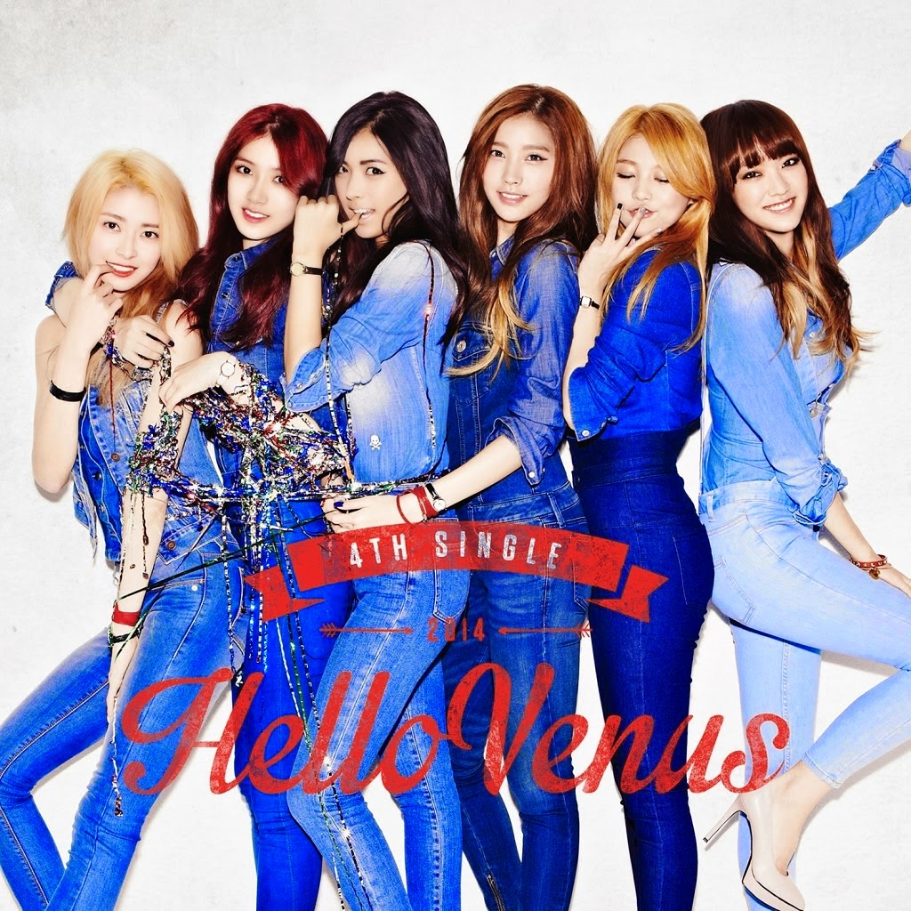 HelloVenus StickySticky Cover