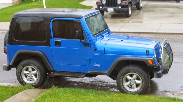 Portland locksmith Jeep Wrangler lockout