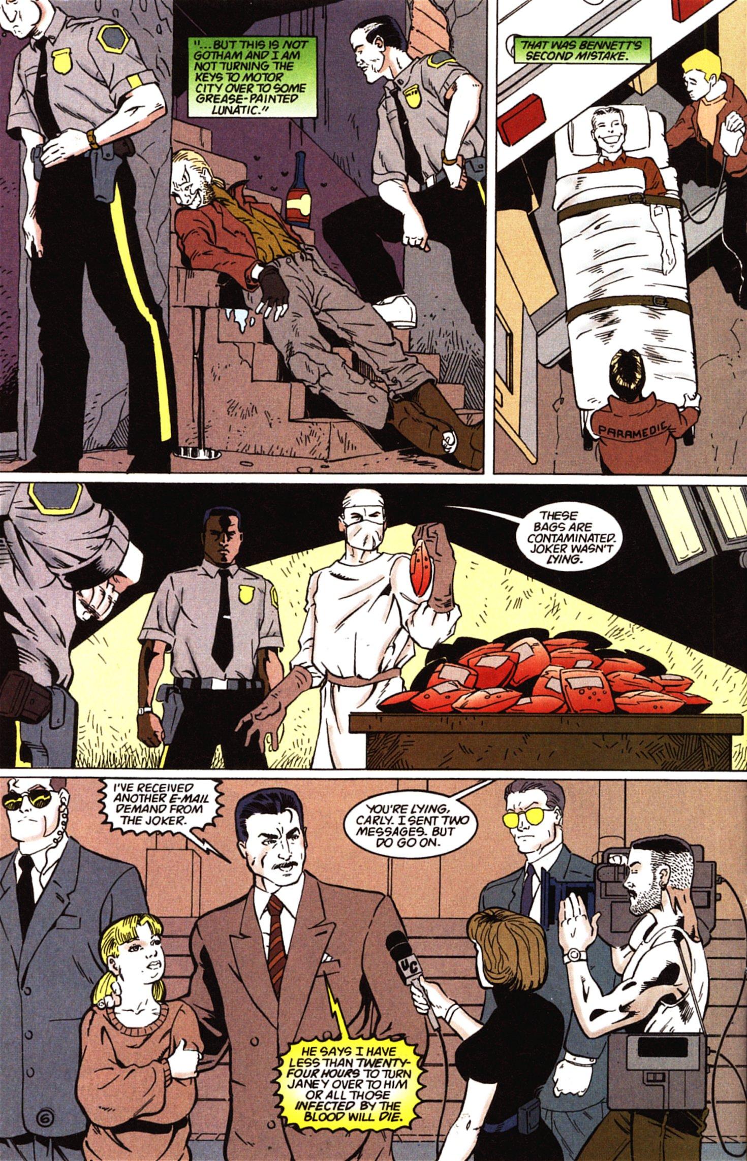 Deathstroke (1991) Issue #58 #63 - English 7