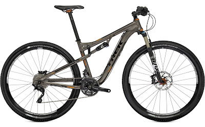 2013 Trek Superfly 100 Elite AL 29er MTB FS Bike