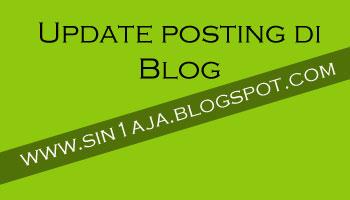 Trik Agar Blog Selalu Update