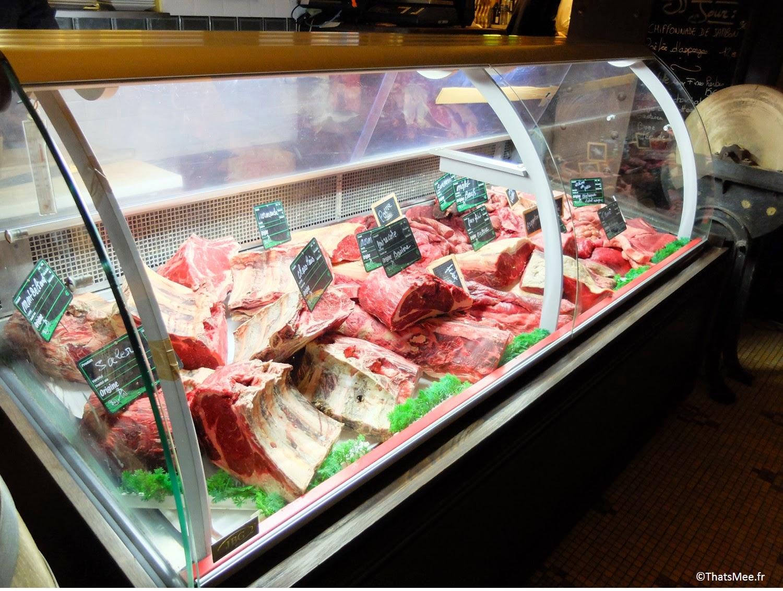 Restaurant viande carnivore Les Crocs de L'ogre Paris 7 Ecole militaire boucherie viandards thatsmee.fr bonnes adresses