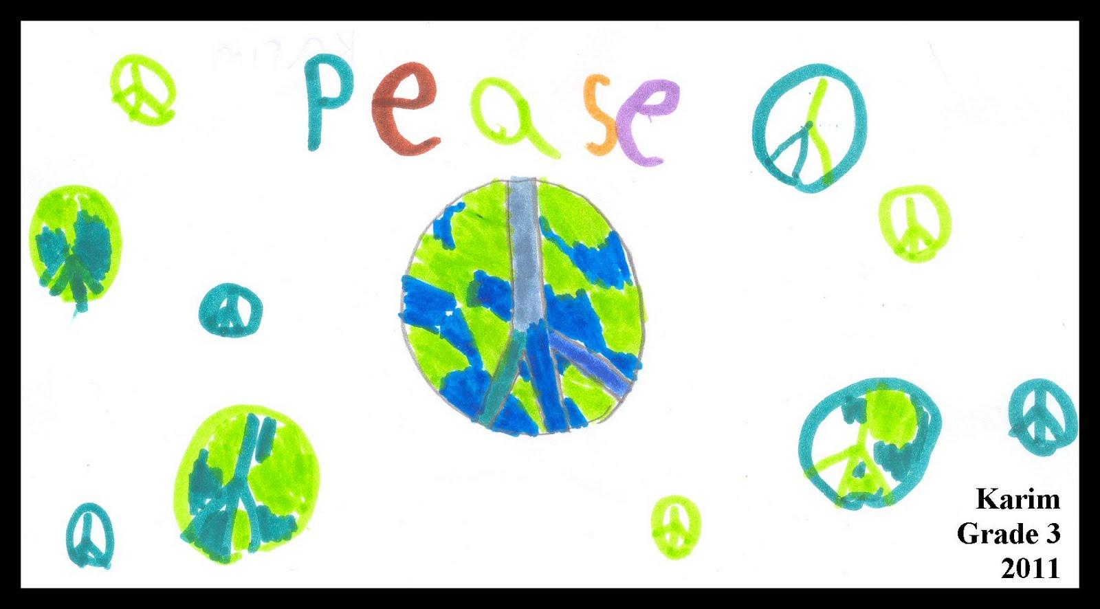 Bitsandpeaces Happy Peace On Earth Day
