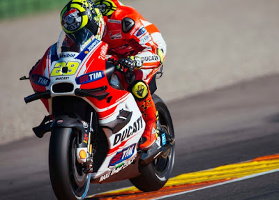 Iannone: Marquez Sudah Merusak Nama Besar MotoGP