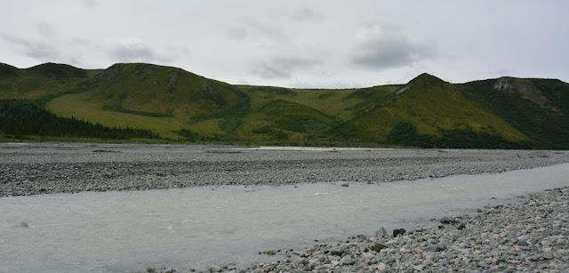 Alaska low water
