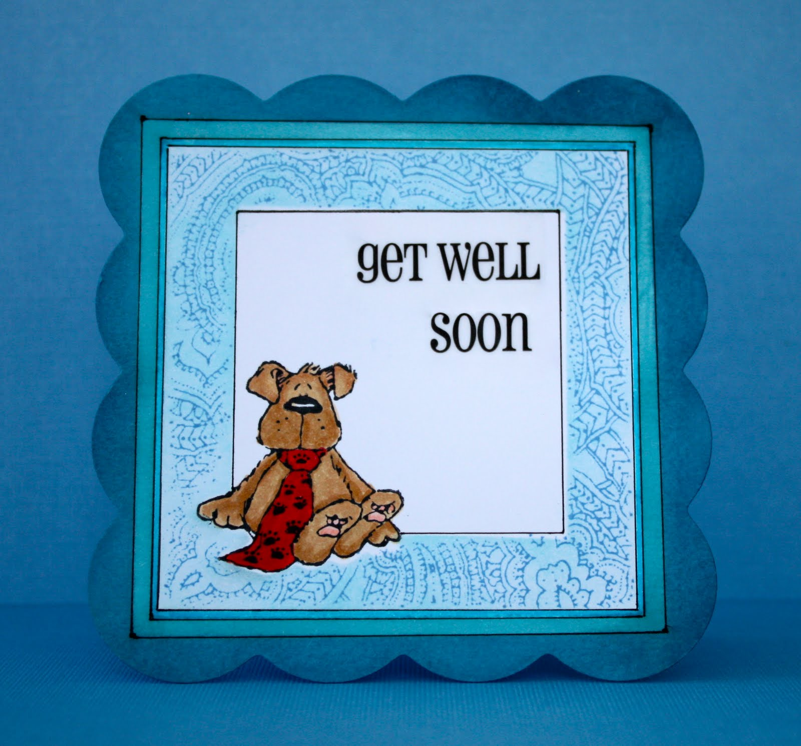 The Bright Side Of Life Get Well Soon Message