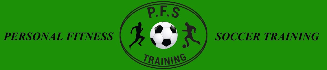 PERSONAL FITNESS - SOCCER TRAINING