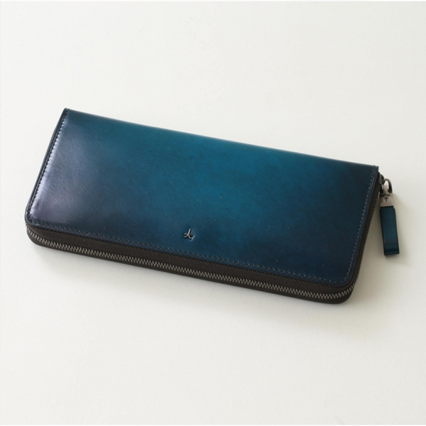 YUHAKU / ユハク ラウンドファスナー束入れ 財布