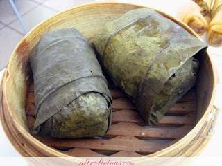 Resipi Nasi Pulut Cina Harum