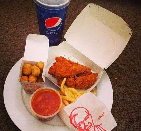 Daftar Menu Delivery KFC Terbaru