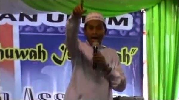 Download Ceramah KH Anwar Zahid MP3 Wasiat Terakhir Rasulullah