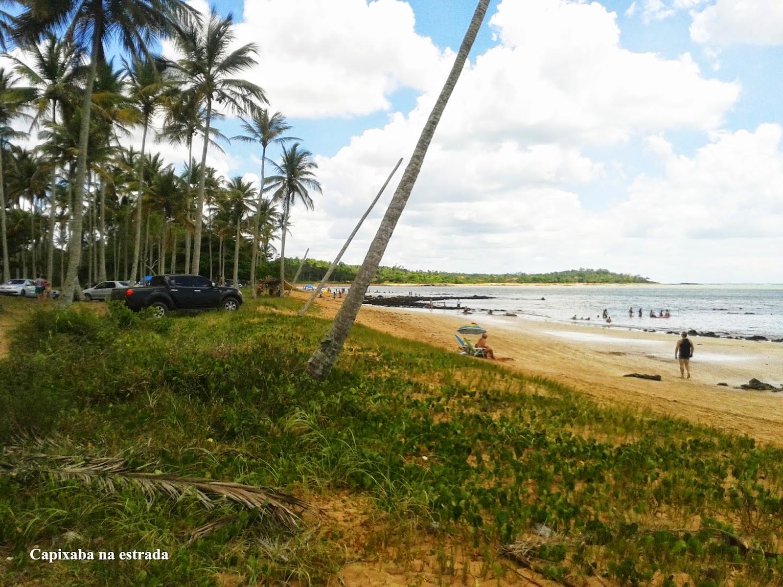 Praia Coqueiral de Aracruz