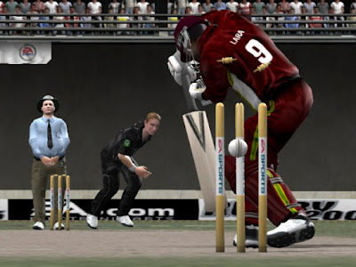 download ea sports cricket 2009 free full version pc game
