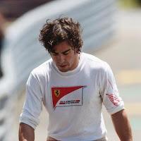 Fernando Alonso Best F1 Driver 2012
