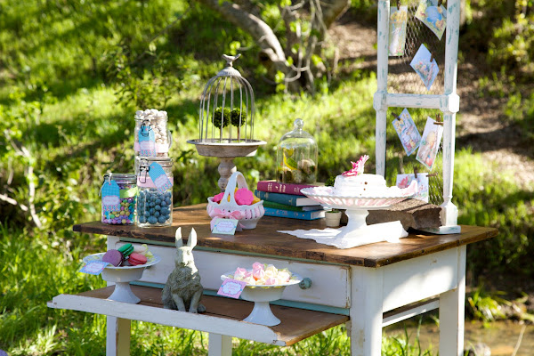 Easter Party Inspiration from {My Sugar Scape}