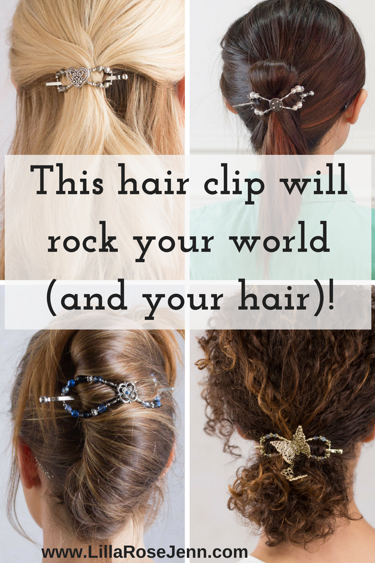 Shop Lilla Rose Hair Clips