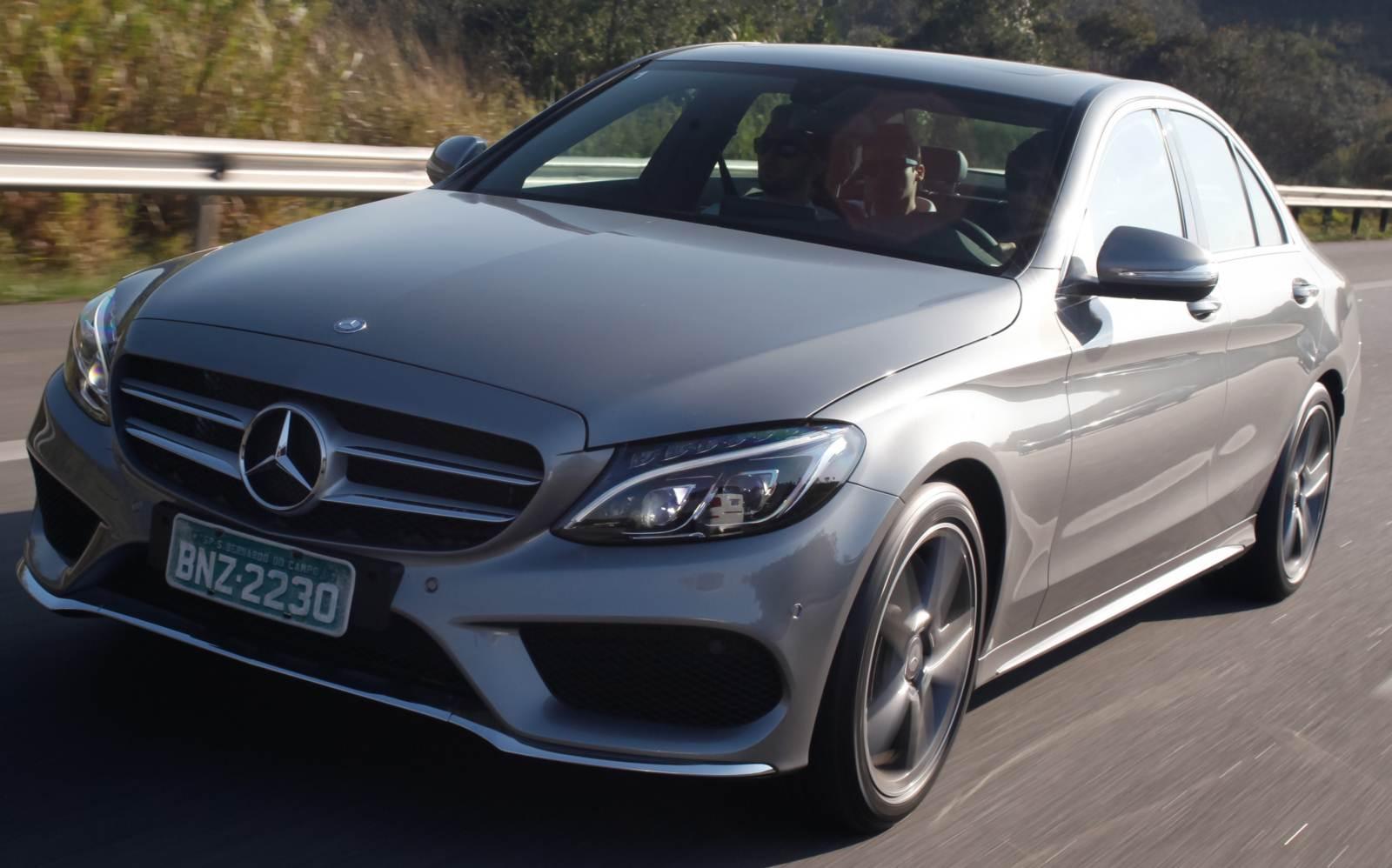 Mercedes-Benz Classe C - aumento de preço