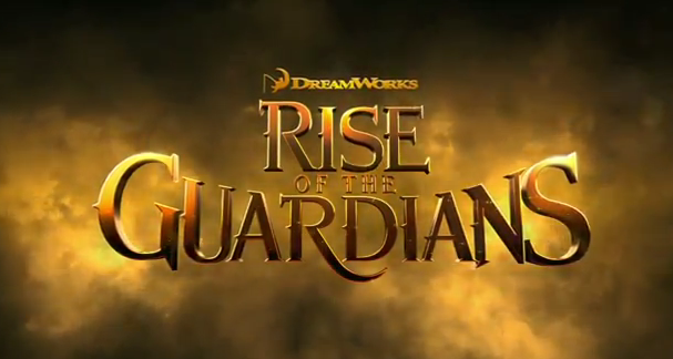 Rise of the Guardians 2012 3-D Dreamworks Animation title starring Santa Claus, Easter Bunny, Sandman, Jack Frost, Tooth Fairy, and Boogeyman