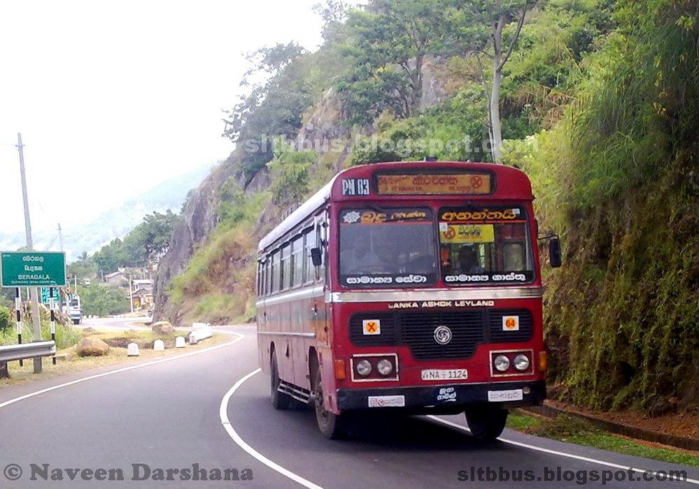 Panadura Sri Lanka  City pictures : බස්: Ketawatta Panadura Bus service from SLTB Panadura ...