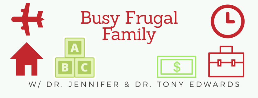 Busy Frugal Family