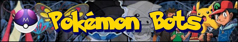 Bot Tibia e Pokemon