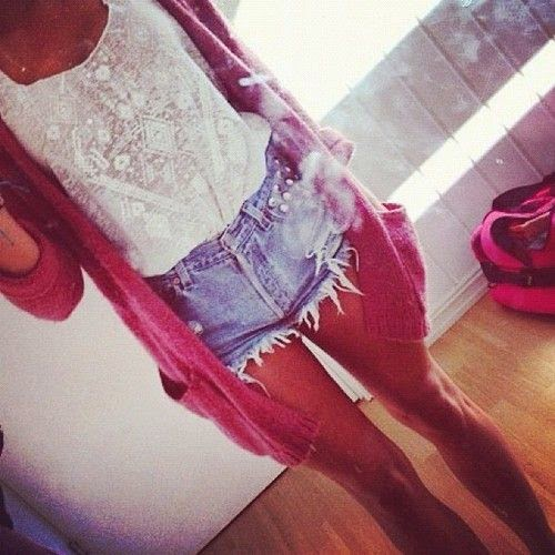 Cowboy Mixi Shorts
