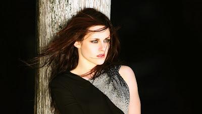 Celebrities eyes wallpaper - Kristen Stewart
