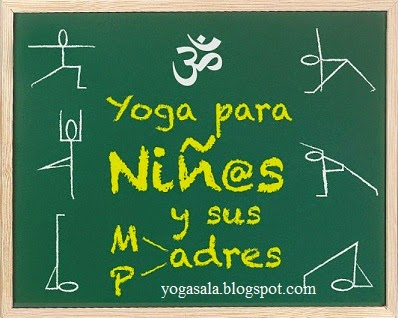Yoga para niñ@s y sus p/m/adres