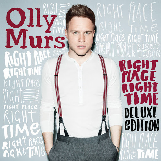 [Album] Olly Murs – Right Place Right Time (Deluxe Edition)