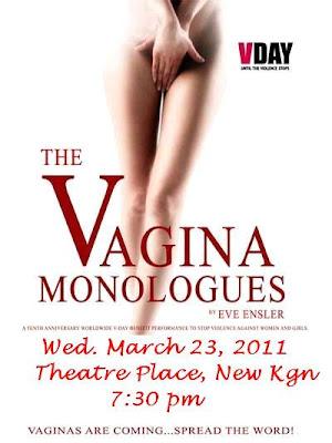 day edition monologue revised v vagina