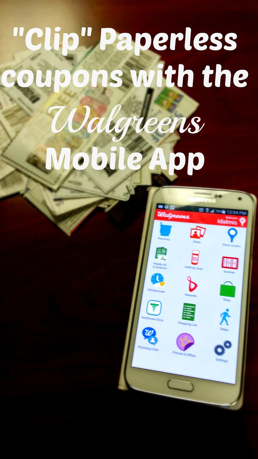 Go Paperless and Save Money at Walgreens #WalgreensPaperless #shop