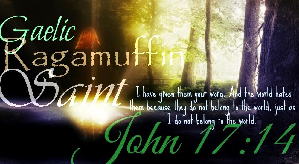 Gaelic Ragamuffin Saint