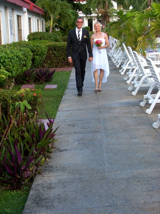 Wedding Abroad Hotel - Sandy Point Village, Tobago