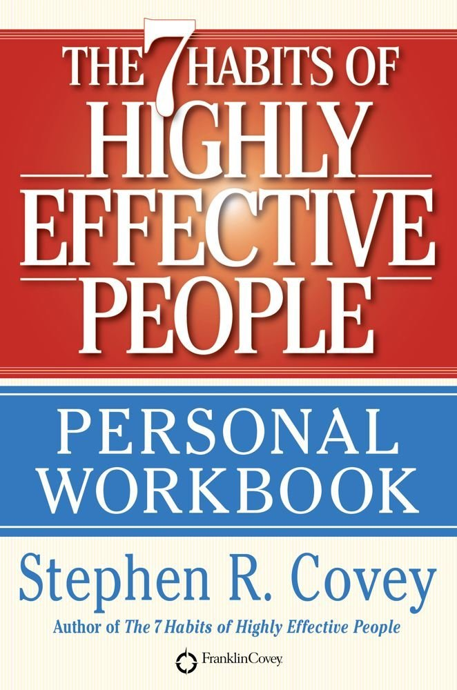 seven habits of highly effective people workbook pdf