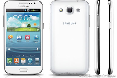 سامسونغ تكشف عن هاتفها الجديد Galaxy Win متوسط المواصفات