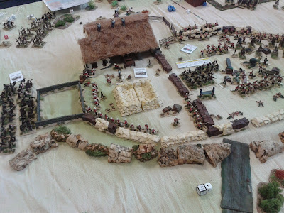 28mm Rorke's Drift participation game by Rotherham Wargames Society picture 8