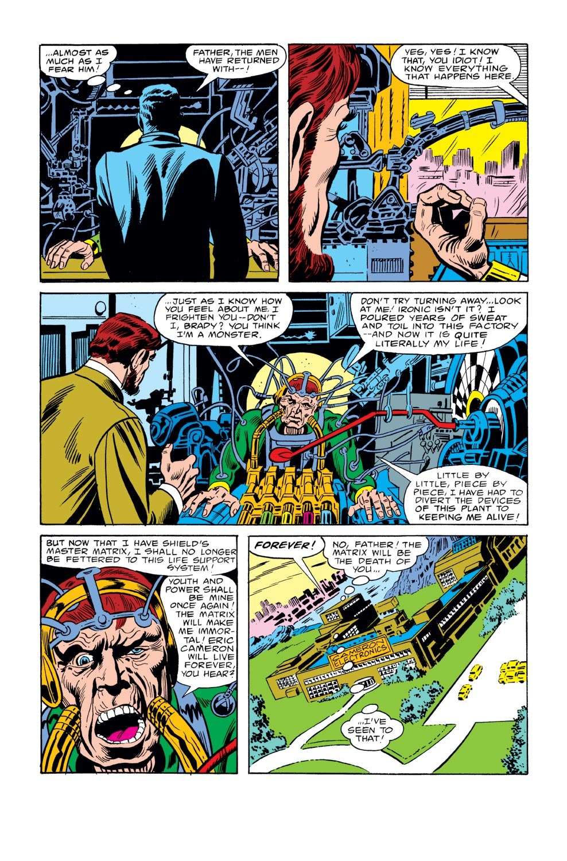 Captain America (1968) Issue #243 #158 - English 11