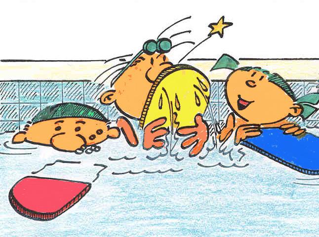 Centre de formation formasport bienvenue sur le blog for A la piscine dessin