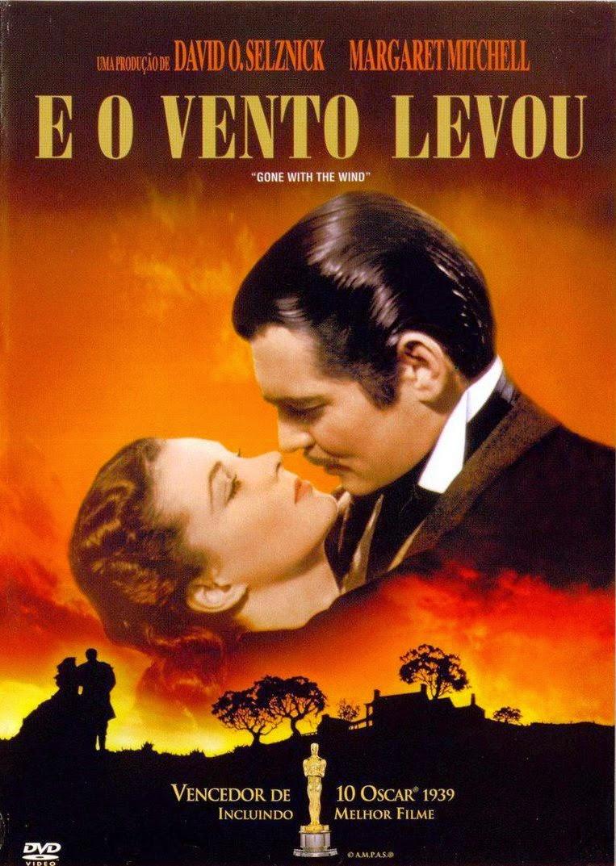 E O Vento Levou – Legendado (1939)