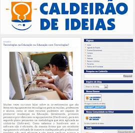 Meu artigo: Tecnologias na Educação ou Educação com Tecnologias?