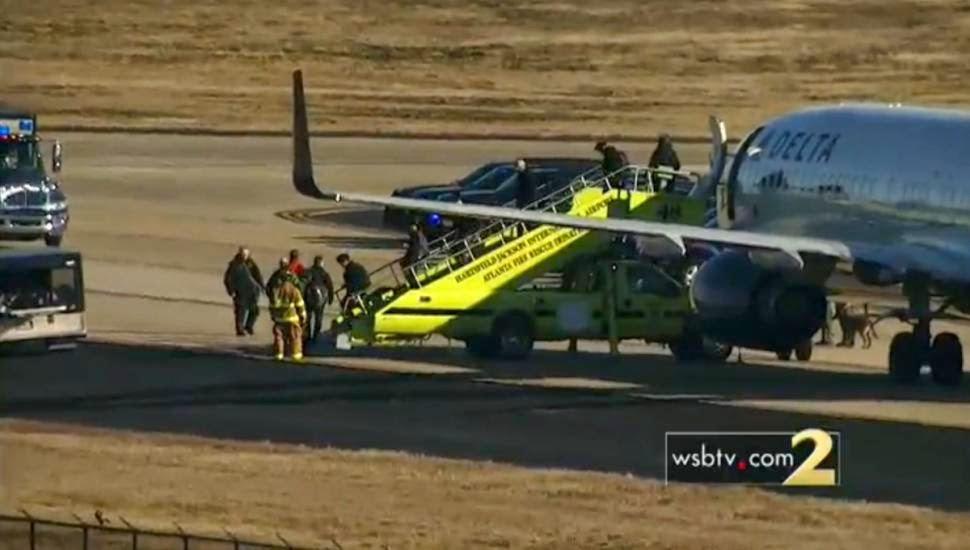 Dua pesawat AS mendarat di Bandara Atlanta setelah ancaman bom