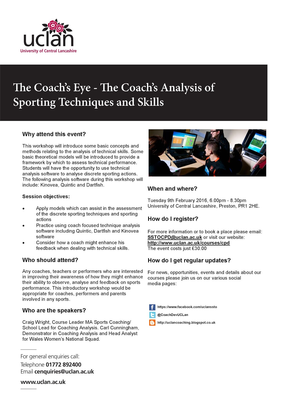 sport analyse software