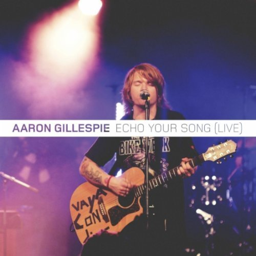 Aaron Gillespie - Echo Your Song 2012