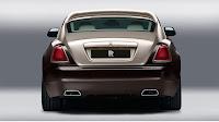 Rolls-Royce Wraith rear