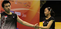 Hasil Pertandingan Bulutangkis Djarum Indonesia Open 2013 - exnim.com